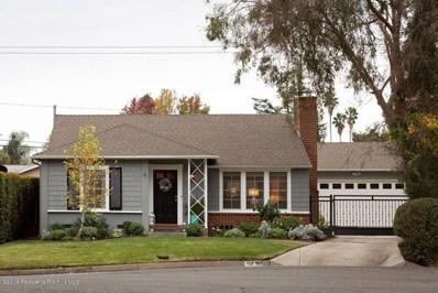420 Northcliff Road, Pasadena, CA 91107 - MLS#: 818005787