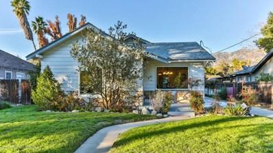 369 E Elizabeth Street, Pasadena, CA 91104 - MLS#: 818005791