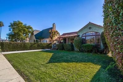 5422 Edgewood Place, Los Angeles, CA 90019 - MLS#: 818005800