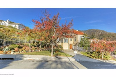 3831 Sky View Lane, Glendale, CA 91214 - MLS#: 818005810