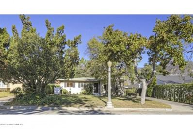 2245 E Woodlyn Road, Pasadena, CA 91104 - MLS#: 818005811