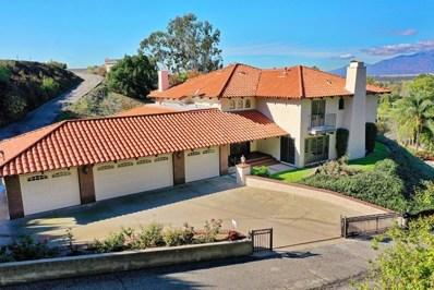 2760 E Larkhill Drive, West Covina, CA 91791 - MLS#: 818005819