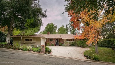 516 Venado Vista Drive, La Canada Flintridge, CA 91011 - MLS#: 818005826