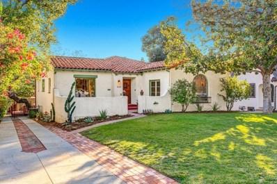 1630 Casa Grande Street, Pasadena, CA 91104 - MLS#: 818005834