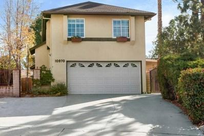 10970 Russett Avenue, Sunland, CA 91040 - MLS#: 818005908