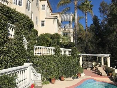 1348 Wierfield Drive, Pasadena, CA 91105 - MLS#: 818005912