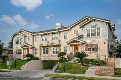 11 Bonita Street UNIT G, Arcadia, CA 91006 - MLS#: 818005924