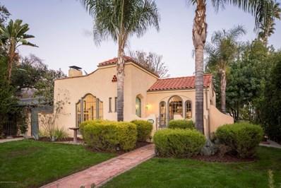 920 Palm Terrace, Pasadena, CA 91104 - MLS#: 819000068