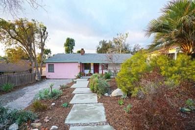 3483 Glenrose Avenue, Altadena, CA 91001 - MLS#: 819000124