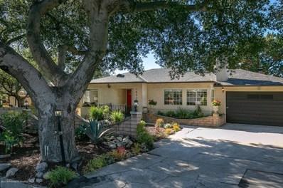 1807 N Altadena Drive, Altadena, CA 91001 - MLS#: 819000133