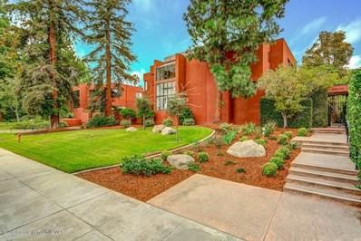 776 S Orange Grove Boulevard UNIT 10, Pasadena, CA 91105 - MLS#: 819000134