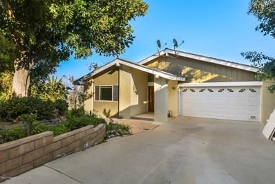 3307 Garden Terrace Lane, Hacienda Heights, CA 91745 - MLS#: 819000139