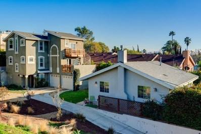 1652 N Hoover Street, Los Angeles, CA 90027 - MLS#: 819000149
