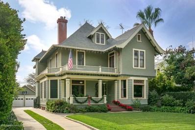468 Locke Haven Street, Pasadena, CA 91105 - MLS#: 819000157