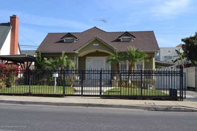 906 N Kenmore Avenue, Los Angeles, CA 90029 - MLS#: 819000174