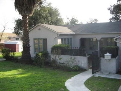 148 W MANOR Street N, Altadena, CA 91001 - MLS#: 819000183