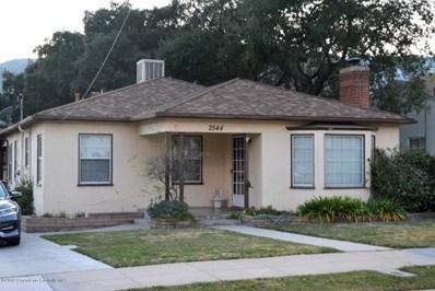 2544 Piedmont Avenue, Montrose, CA 91020 - MLS#: 819000194