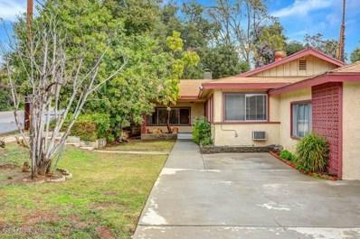 319 E Mendocino Street, Altadena, CA 91001 - MLS#: 819000198