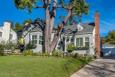 1541 La Loma Road, Pasadena, CA 91105 - MLS#: 819000203