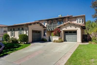 3759 N Hollingsworth Road, Altadena, CA 91001 - MLS#: 819000224