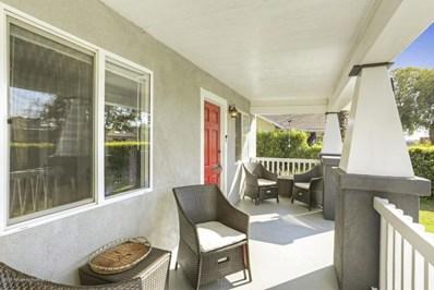 1722 Landis Street, Burbank, CA 91504 - MLS#: 819000231