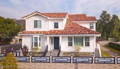 11104 Oro Vista Avenue, Sunland, CA 91040 - MLS#: 819000248