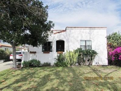 415 E Cherry Avenue, Monrovia, CA 91016 - MLS#: 819000282