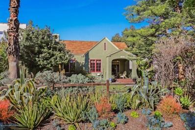 1421 Monte Vista Street, Pasadena, CA 91106 - MLS#: 819000475