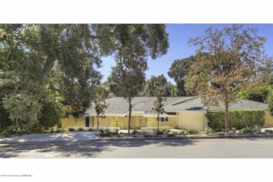 544 Georgian Road, La Canada Flintridge, CA 91011 - #: 819000584