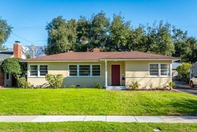 1311 Oak Circle Drive, Glendale, CA 91208 - MLS#: 819000600
