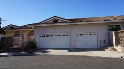 10040 Benares Place, Sun Valley, CA 91352 - MLS#: 819000630