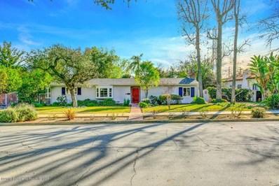 3316 Grayburn Road, Pasadena, CA 91107 - MLS#: 819000637