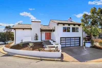 3611 Verdugo Vista Terrace, Los Angeles, CA 90065 - MLS#: 819000644