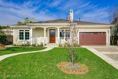 3675 Yorkshire Road, Pasadena, CA 91107 - MLS#: 819000703