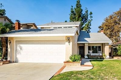 921 Evening Canyon Road, Brea, CA 92821 - MLS#: 819000791