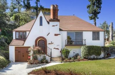 4659 Oak Grove Circle, Los Angeles, CA 90041 - MLS#: 819000816
