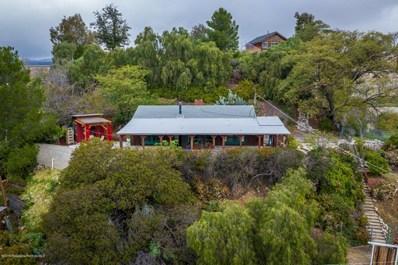 9389 Wayside Drive, Shadow Hills, CA 91040 - MLS#: 819000955