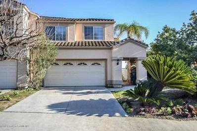 1800 Calle Suenos, Glendale, CA 91208 - MLS#: 819000975