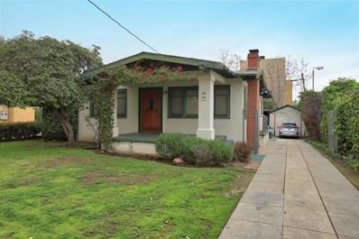 44 N San Marino Avenue, Pasadena, CA 91107 - MLS#: 819000983