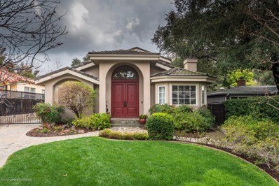 4368 Bel Air Drive, La Canada Flintridge, CA 91011 - #: 819001019