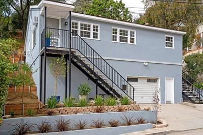 619 Canyon Drive, Glendale, CA 91206 - MLS#: 819001029