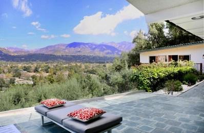 4220 Mesa Vista Drive, La Canada Flintridge, CA 91011 - #: 819001113