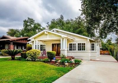 804 N Chester Avenue, Pasadena, CA 91104 - #: 819001121