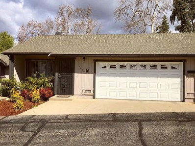 4630 San Jose Street UNIT N, Montclair, CA 91763 - MLS#: 819001122
