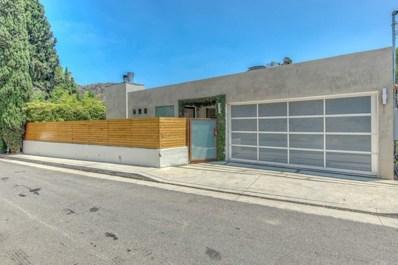 2314 San Marco Drive, Los Angeles, CA 90068 - MLS#: 819001267