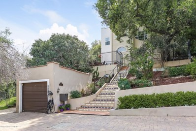 1654 Glen Aylsa Avenue, Los Angeles, CA 90041 - MLS#: 819001272