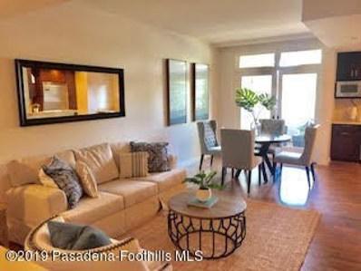 920 Granite Drive UNIT 106, Pasadena, CA 91101 - #: 819001310