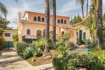1329 Rossmoyne Avenue, Glendale, CA 91207 - MLS#: 819001345