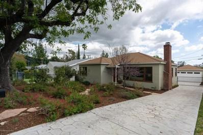 734 W Loma Alta Drive, Altadena, CA 91001 - MLS#: 819001354