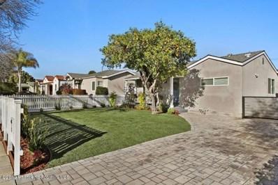 930 N Brighton Street, Burbank, CA 91506 - MLS#: 819001490